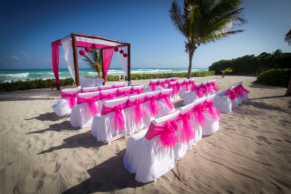 a_beach_wedding_pink