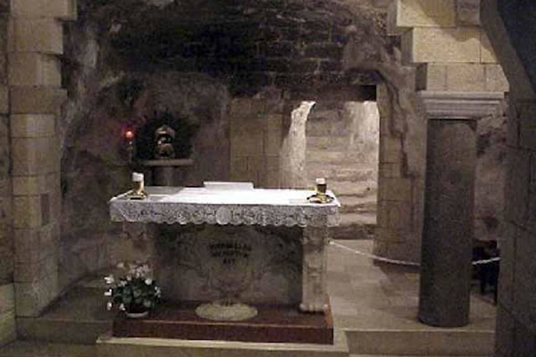 annunciation_grotto